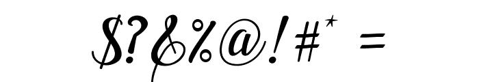 CallpediaScriptDemo Font OTHER CHARS