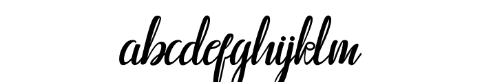 CallpediaScriptDemo Font LOWERCASE
