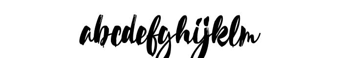 Calypsoka One Font LOWERCASE