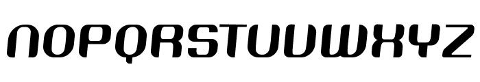 Cameliaregular Font UPPERCASE