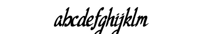 Camille Script Font LOWERCASE