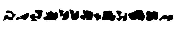 Camosport Font LOWERCASE