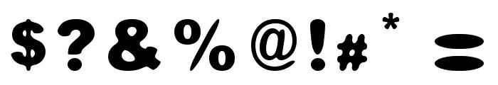 Candelita Font OTHER CHARS