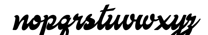 Candy Shop Black Personal Use      Font LOWERCASE