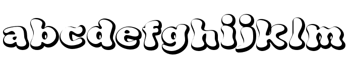 CandyPop! Font LOWERCASE