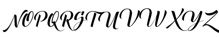 Canela Bark Bold Personal Use Font UPPERCASE
