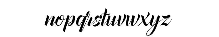 Canela Bark Bold Personal Use Font LOWERCASE