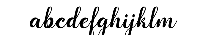 Cangkhoi Font LOWERCASE