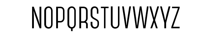 CanterBold Font UPPERCASE