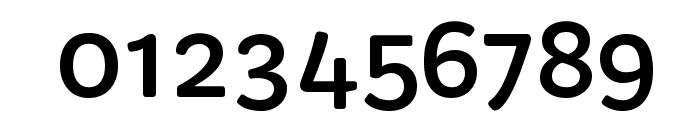 Capriola Regular Font OTHER CHARS