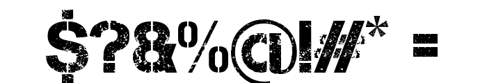 Capture Smallz Font OTHER CHARS