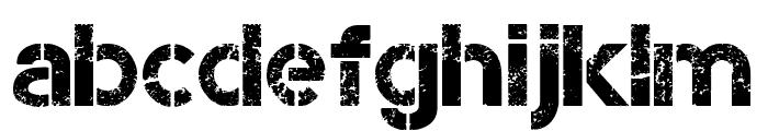 Capture Smallz Font LOWERCASE