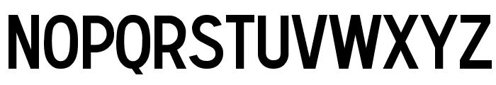 Caracteres L2 Font LOWERCASE