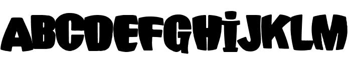 Carajillo de An Font LOWERCASE