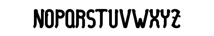 Caramelo-Bold Font UPPERCASE