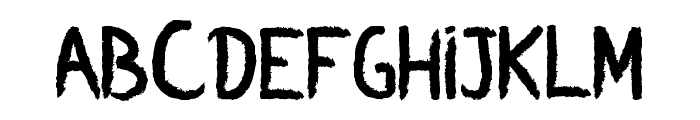 Carbonica Font UPPERCASE