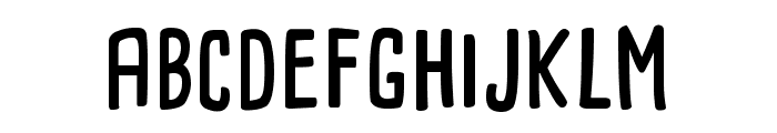 Cardenio Modern Bold Font LOWERCASE