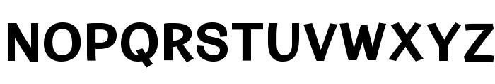 CardiganTitlingRg-Bold Font UPPERCASE