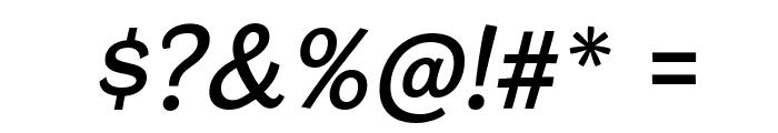 CardiganTitlingRg-Italic Font OTHER CHARS