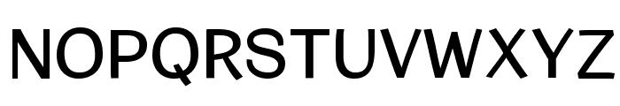 CardiganTitlingRg-Regular Font LOWERCASE