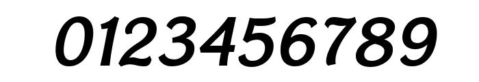 CardiganTitlingSb-Italic Font OTHER CHARS