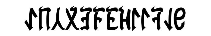 Cardosan Bold Font UPPERCASE