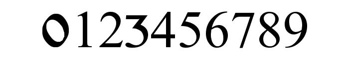 Caribbean Regular Font OTHER CHARS