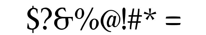 Carissma Font OTHER CHARS