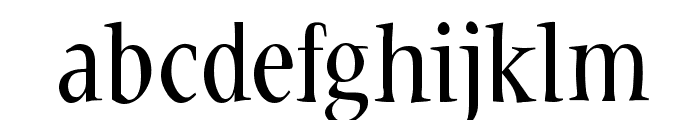 Carissma Font LOWERCASE