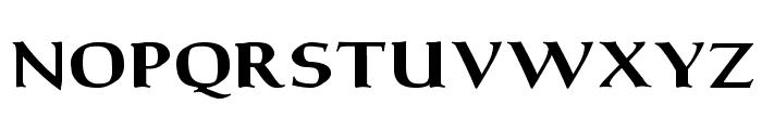 Carita Bold Font LOWERCASE