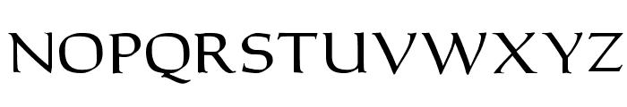 Carita Font LOWERCASE