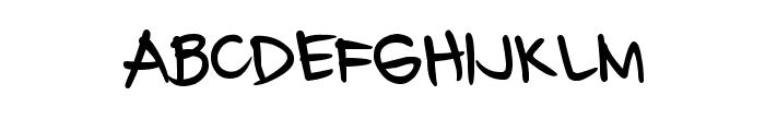 Carl John Font UPPERCASE