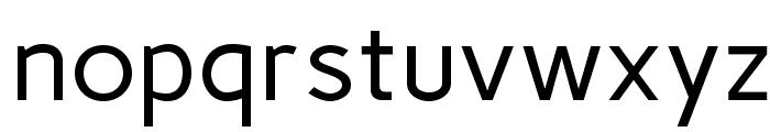 Carme Font LOWERCASE
