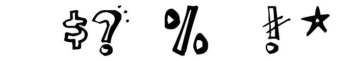 Carmen Font OTHER CHARS