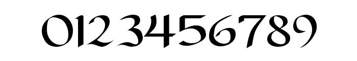 Carolingia [BigfooT]  Normal Font OTHER CHARS