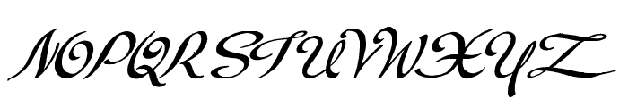Carpete Font UPPERCASE