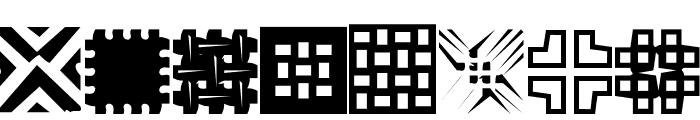 CarrDingbats1 Regular Font OTHER CHARS