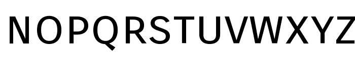 Carrois Gothic SC Font LOWERCASE
