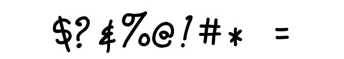 CarrollusMagnus Font OTHER CHARS