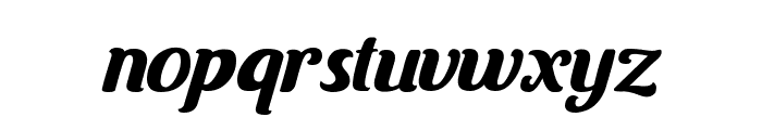 Carten Font LOWERCASE