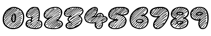 Cartoon Madness Font OTHER CHARS
