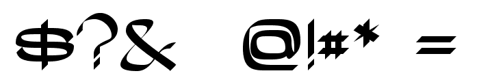 CasaSans-Regular Font OTHER CHARS