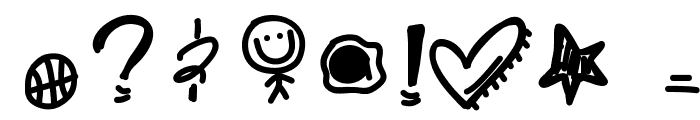 CaseAddiction Font OTHER CHARS