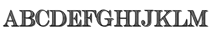 Cash Currency Font LOWERCASE