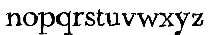 Caslame Font LOWERCASE