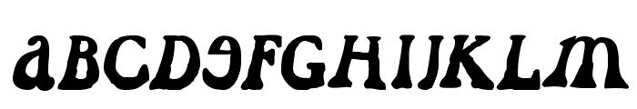CaslonDadaesque Font UPPERCASE
