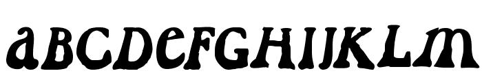 CaslonDadaesque Font LOWERCASE