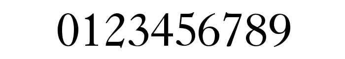 CaslonLightSSK Font OTHER CHARS