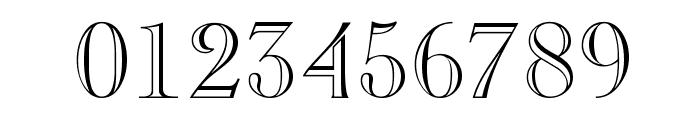 CaslonOpenFaceSSK Font OTHER CHARS