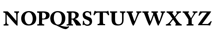CaslonProSSK SemiBold Font LOWERCASE